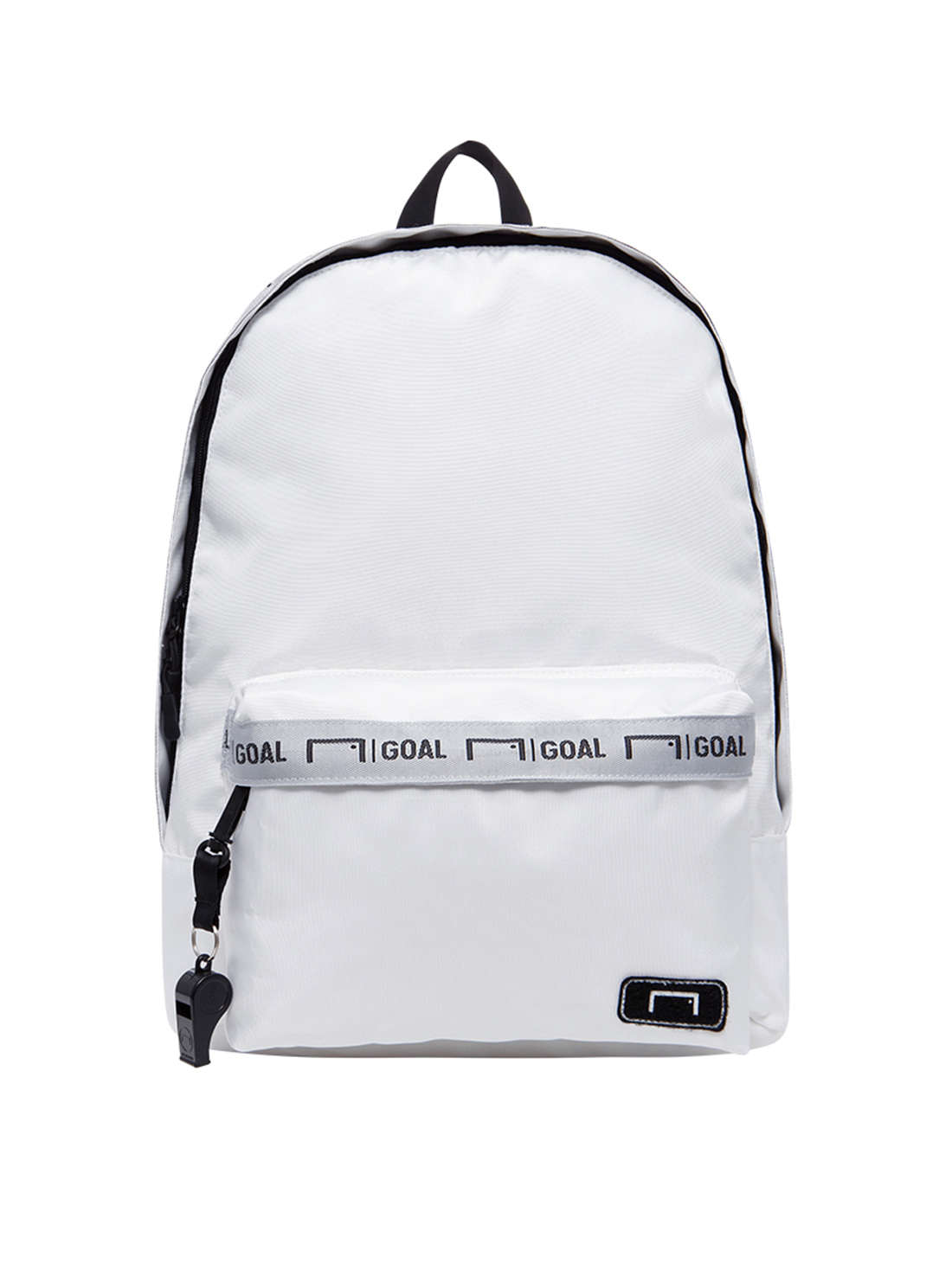 GOALSTUDIO GOAL TAPE BACKPACK - WHITE