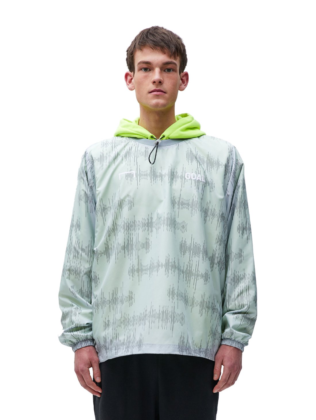 GOALSTUDIO PULSE WIND PULLOVER