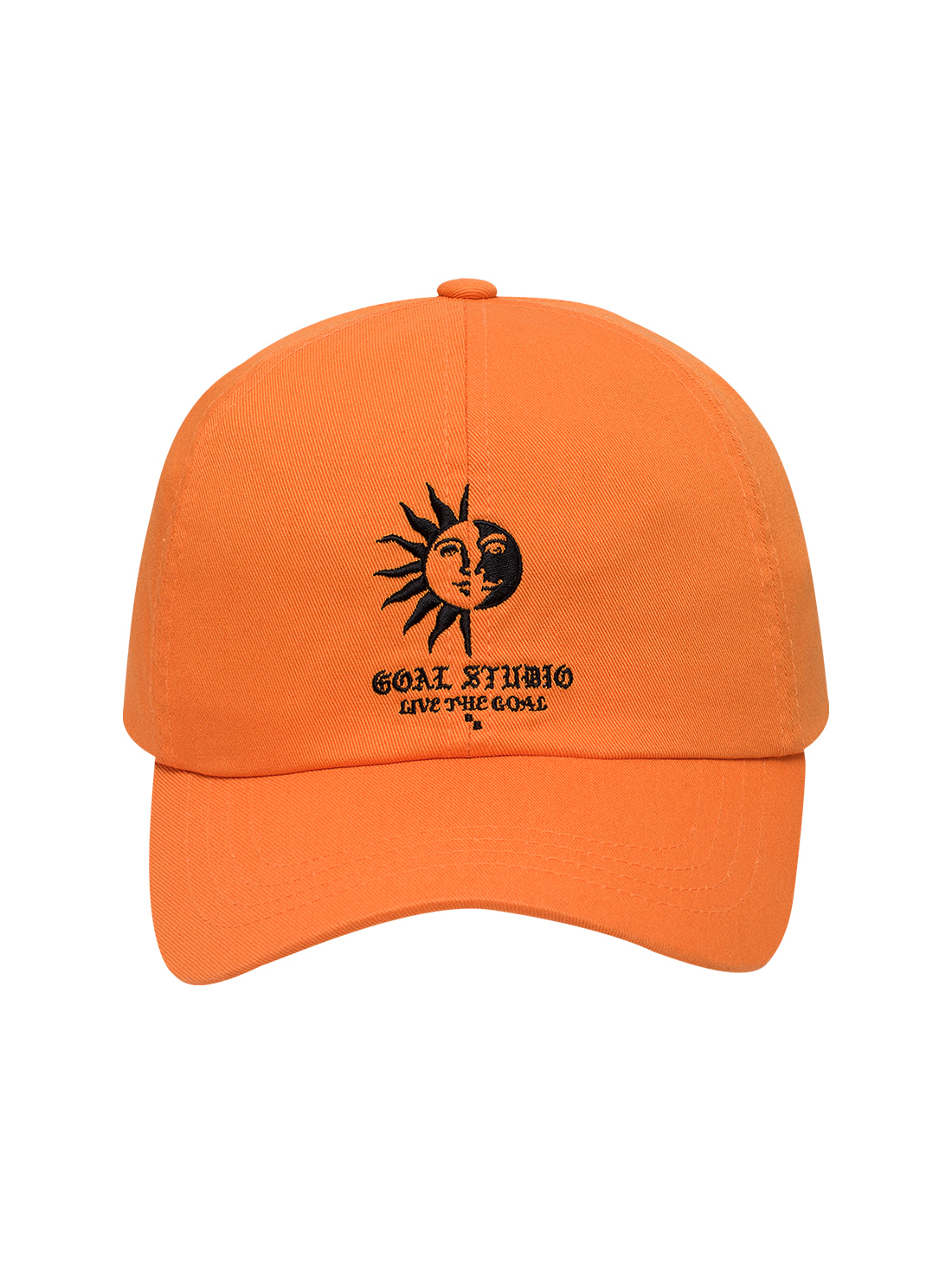 GOALSTUDIO MC BALL CAP - ORANGE
