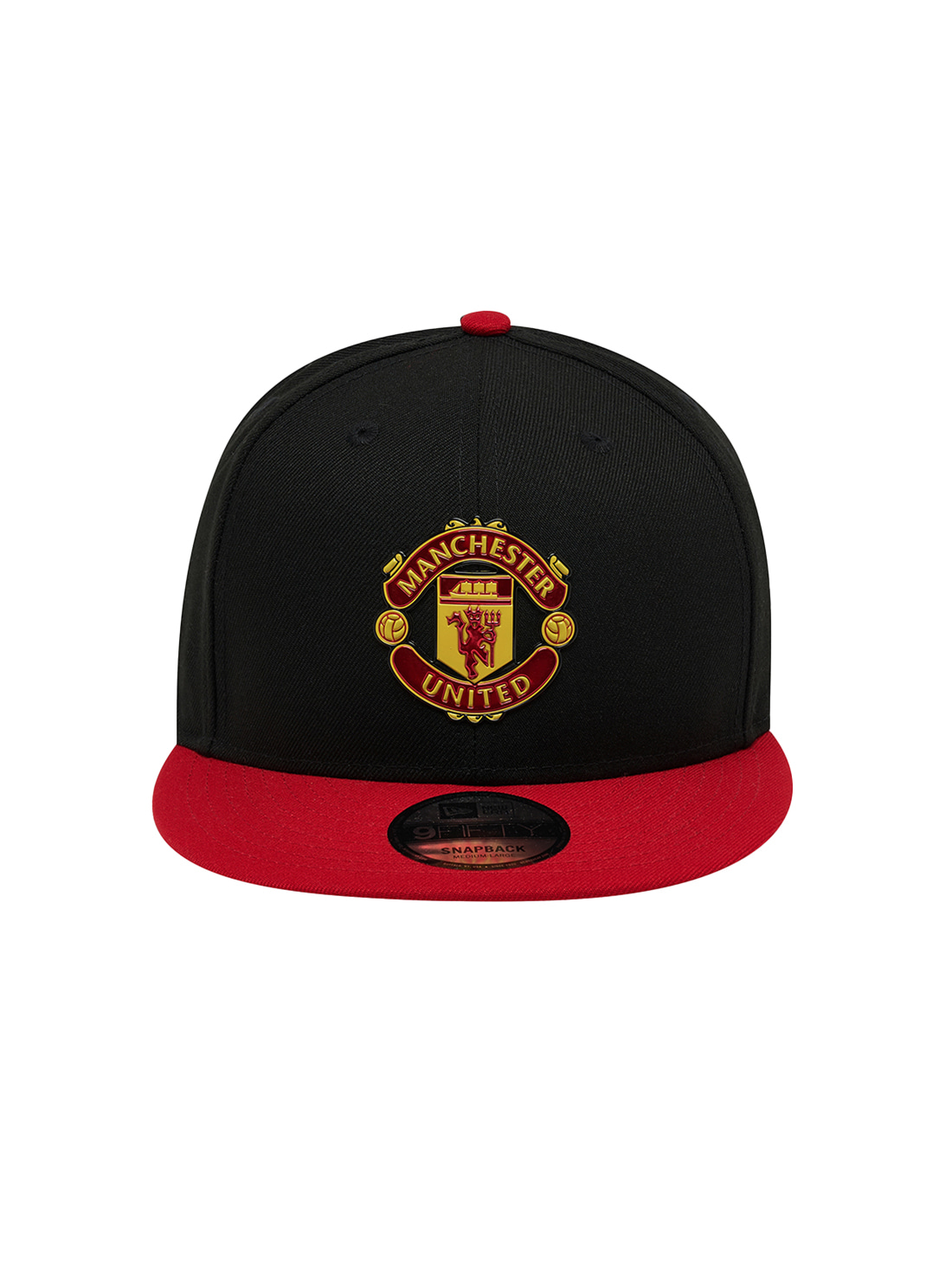 GOALSTUDIO MAN U 950 SNAPBACK - BLACK