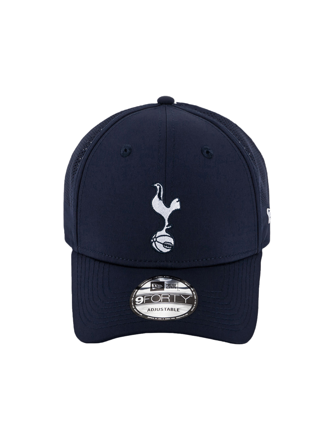 GOALSTUDIO (Sold Out) TOTTENHAM PERFORATED MESH BALL CAP - NAVY
