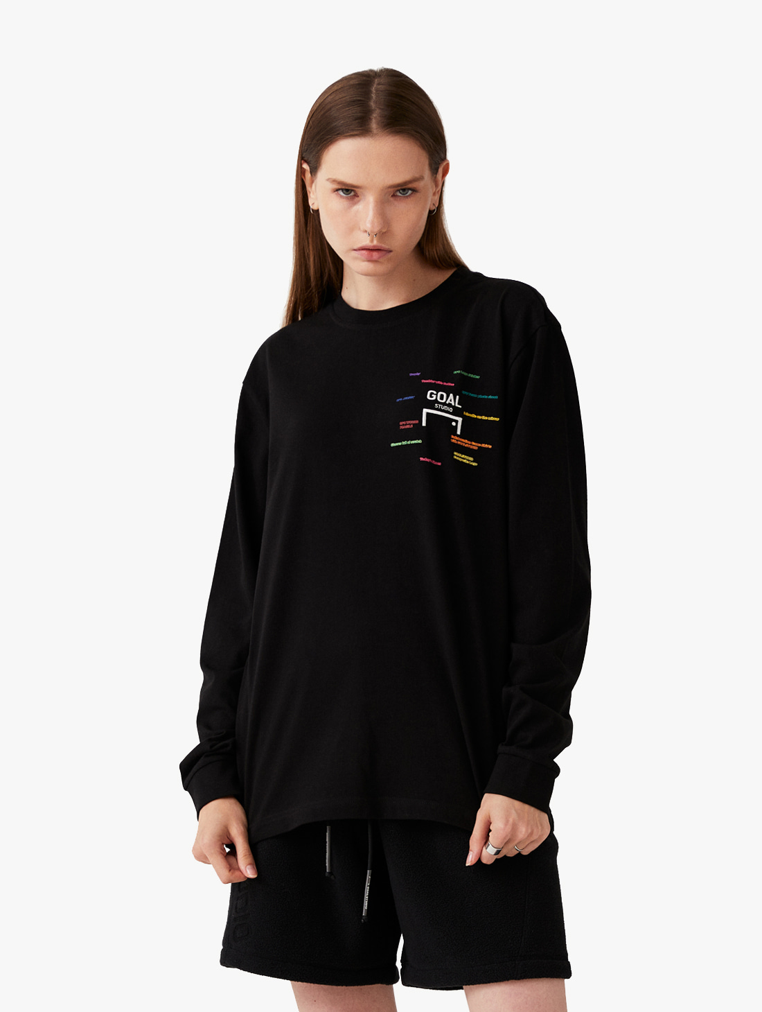 GOALSTUDIO CFC LOCKER ROOM LONG SLEEVE TEE