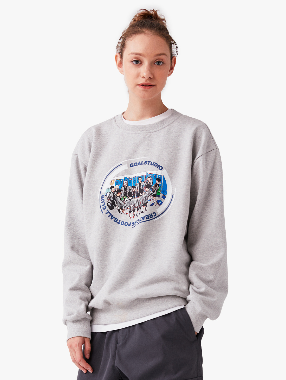 GOALSTUDIO CFC TEAM GRAPHIC SWEATSHIRT (2 Colors)