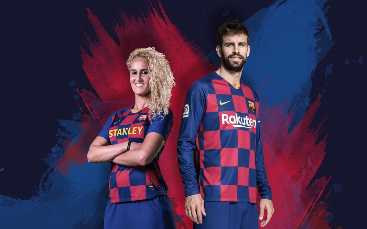 New Fc Barcelona Jersey Expresses The Club S Passion For The City Goalstudio